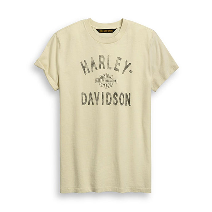 Harley-Davidson® Men's Sprayed Print Tee