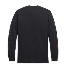 Harley-Davidson® Bars & Stars Long Sleeve Tee Tees