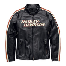 Harley-Davidson® Mens Torque Leather Jacket - 98026-18Em Riding Jackets