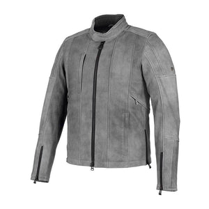 Harley-Davidson® Mens Burghal Slim Fit Leather Jacket - 98061-19Em Riding Jackets