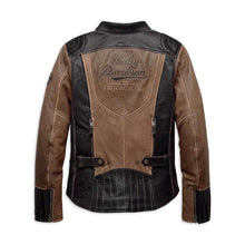 Harley-Davidson® Womens H-D® Triple Vent System Gallun Leather Jacket - 98066-19Ew Riding Jackets