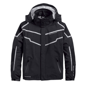 Harley-Davidson® Mens Fxrg Rain Jacket - 98102-19Vm Riding Jackets