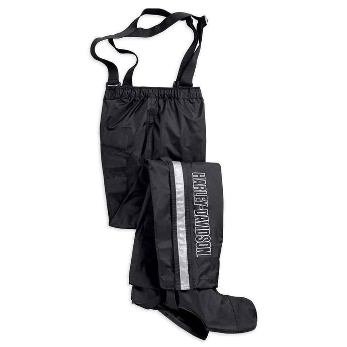 Harley-Davidson® Womens Rain Pant With Gaiter - 98164-18Vw Raining Gear