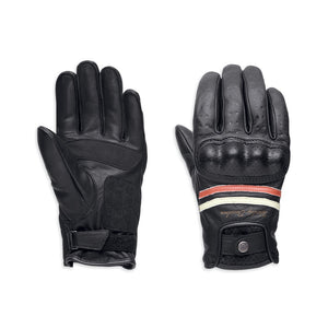 Harley-Davidson® Womens Kalypso Leather Gloves - 98180-18Ew
