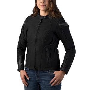 Harley-Davidson® Womens Fxrg Triple Vent System Waterproof Riding Jacket - 98266-19Ew Jackets