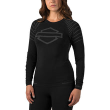 Harley-Davidson® Womens Fxrg Baselayer Tee - 98270-19Vw Sweatshirts