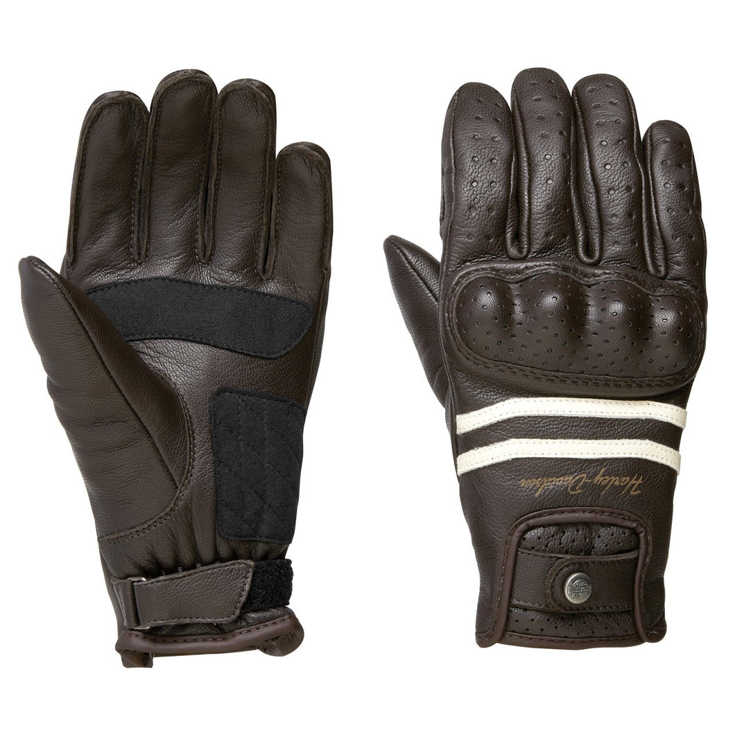 Harley-Davidson® Womens Ringle Full-Finger Gloves - 98275-19Ew