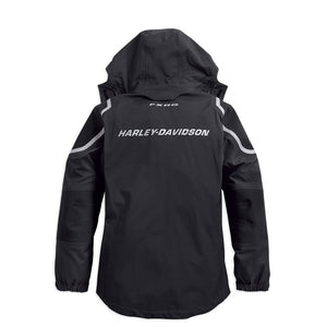 Harley-Davidson® Womens Fxrg® Rain Jacket - 98342-19Vw Riding Jackets