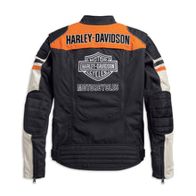 Harley-Davidson® Mens Metonga Switchback Lite Riding Jacket - 98393-19Em Jackets