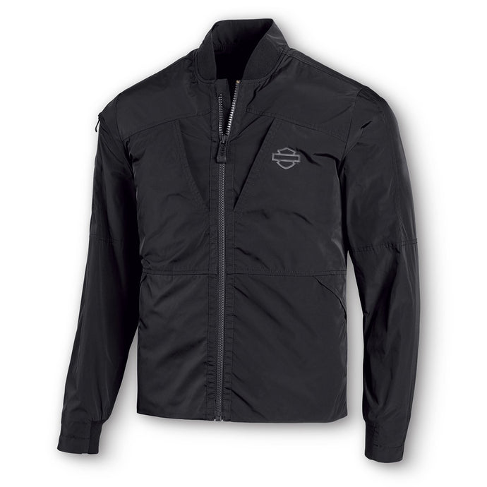 Harley-Davidson® Mens Woven Jacket Casual Jackets