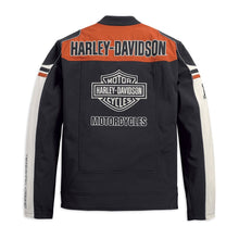 Harley-Davidson® Mens Colorblock Soft Shell Jacket - 98405-19Vm Casual Jackets