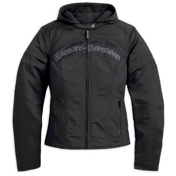 Harley-Davidson® Womens Miss Enthusiast 3-In-1 Casual Jacket - 98519-12Vw Jackets