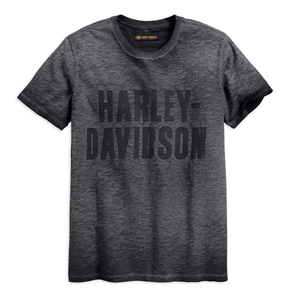 Harley-Davidson® Mens Jersey Applique Logo Slim Fit Tee - 99019-18Vm T-Shirts