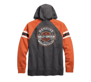 Harley-Davidson® Mens Genuine Oil Can Hoodie - 99065-18Vm Hoodies