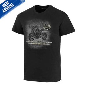 Harley-Davidson® Mens Livewire Graphic Tee T-Shirts