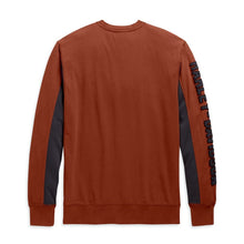 Harley-Davidson® Mens Copperblock Long Sleeve Tee Tees