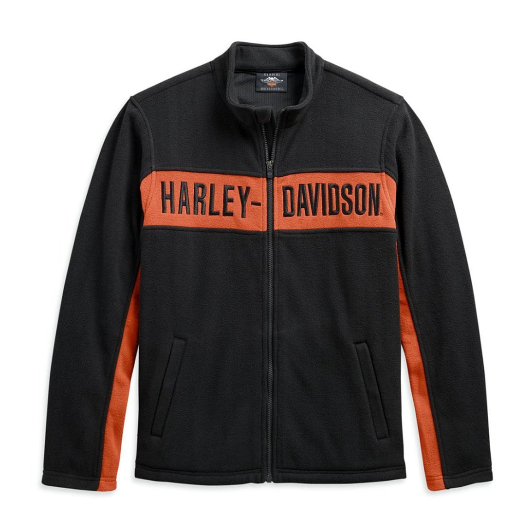 Harley-Davidson® Men's Chest Stripe Activewear Jacket
