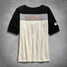 Harley-Davidson® Womens H-D® Racing Short Sleeve Henley - 99136-19Vw Henleys