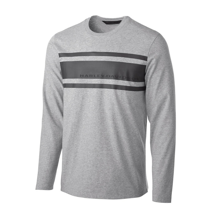 Harley-Davidson® Mens Chest Stripe Slim Fit Tee - 99182-19Vm Sweatshirts