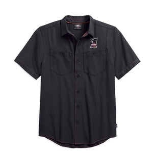 Harley-Davidson® Mens Performance Shirt With Coolcoretechnology - 99188-19Vm Shirts