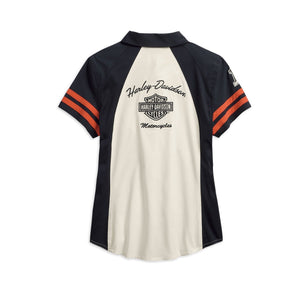 Harley-Davidson® Womens Performance Shirt With Coolcore® Technology - 99220-19Vw Shirts