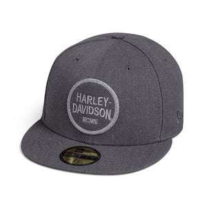 Harley-Davidson® Mens Circle Patch 59Fifty Cap Caps