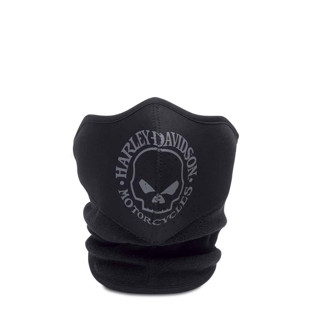 Harley-Davidson® Mens Skull Fleece/neoprene Face Mask - 99406-16Vm Accessories