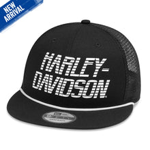 Harley-Davidson® Men's Rope Accent 9FIFTY® Cap