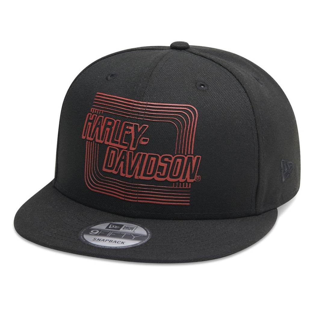 Harley-Davidson® Men's Retro Outline 9FIFTY® Cap
