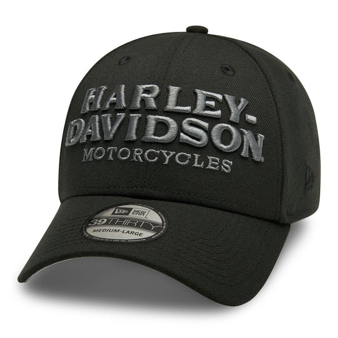 Harley-Davidson® Men's Embroidered Graphic 39THIRTY® Cap