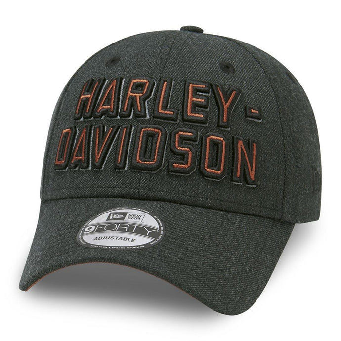 Harley-Davidson® Men's Embroidered Graphic 9FORTY® Cap