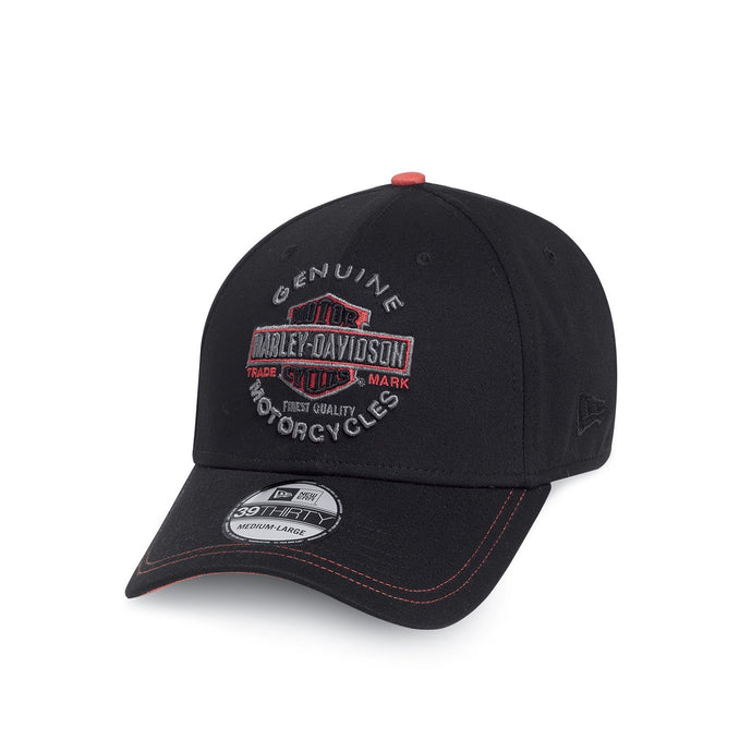 Harley-Davidson® Mens Genuine Trademark 39Thirty Cap - 99424-16Vm Accessories