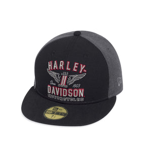 Harley-Davidson® Mens #1 Wing 59Fifty Cap - 99426-16Vm Accessories