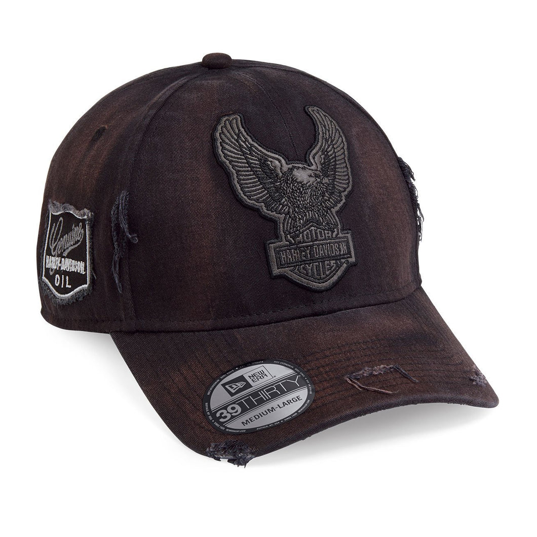 Harley-Davidson® Mens Upright Eagle Patch 39Thirtycap - 99436-18Vm Caps