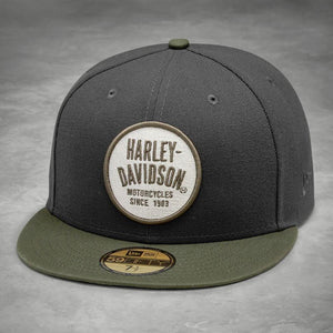 Harley-Davidson® Mens Embroidered 59Fifty Cap - 99458-19Vm Caps