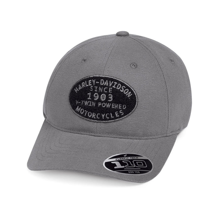 Harley-Davidson® Mens V-Twin Powered Adjustable Cap - 99461-19Vm Caps