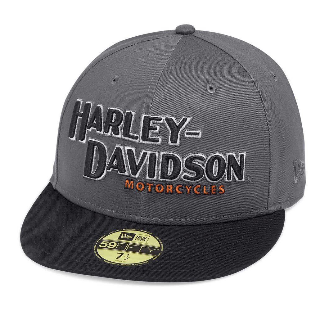 Harley-Davidson® Mens Iron Block 59Fiftycap - 99470-19Vm Caps