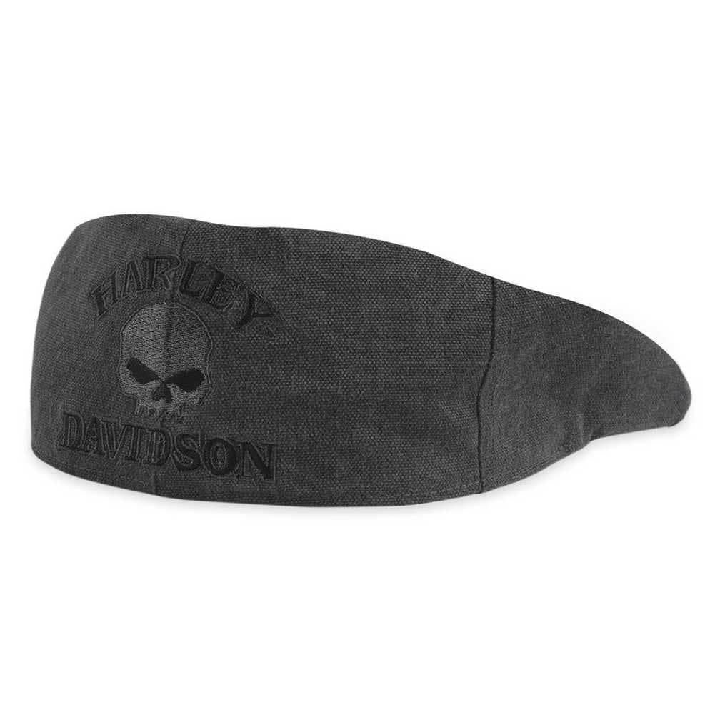 Harley-Davidson® Mens Cotton Skull Ivy Cap - 99471-10Vm Accessories
