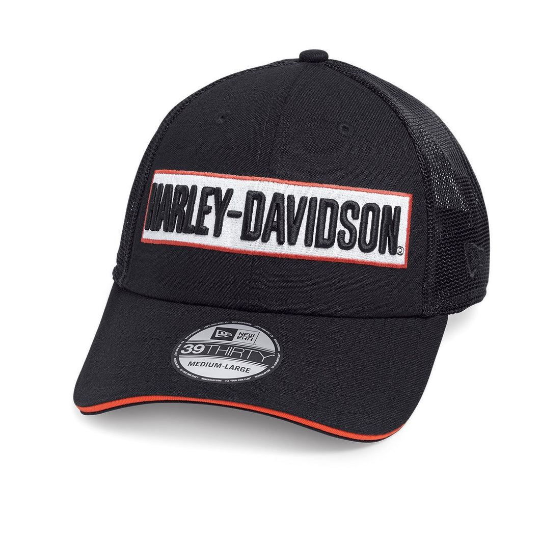 Harley-Davidson® Mens 39Thirtytrucker Cap - 99471-19Vm Caps