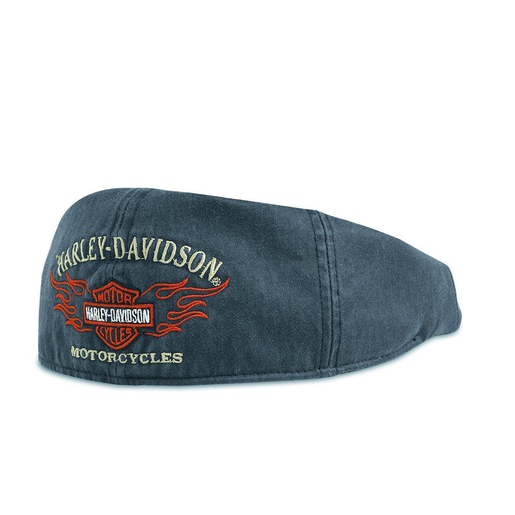 Harley-Davidson® Mens Flame Graphic Ivy Cap - 99537-11Vm Accessories
