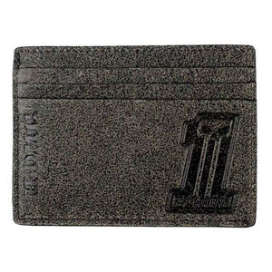 Harley-Davidson® #1 Garage Front Pocket Leather Wallet