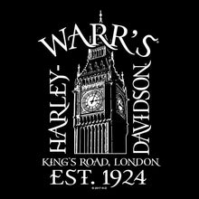 Warr's H-D® Women's Token and Big Ben London LS Tee
