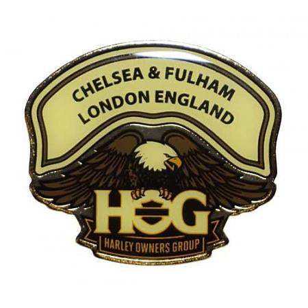 H.o.g.® Chelsea & Fulham Chapter Pin Accessories