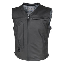 Helite Custom Leather Airbag Vest Vests