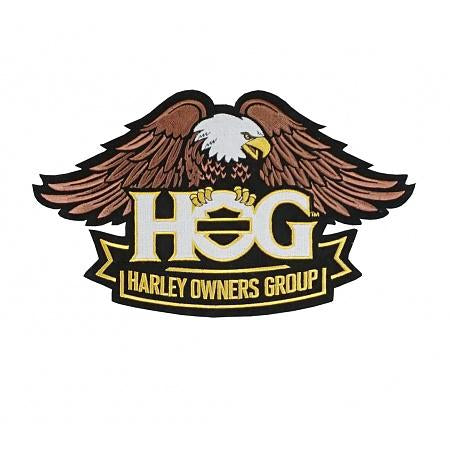 H.o.g.® Eagle Patch Accessories