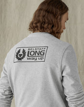 LWU Crew Neck Grey Melange