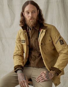 LWU Field Jacket WC8 Vintage Khaki