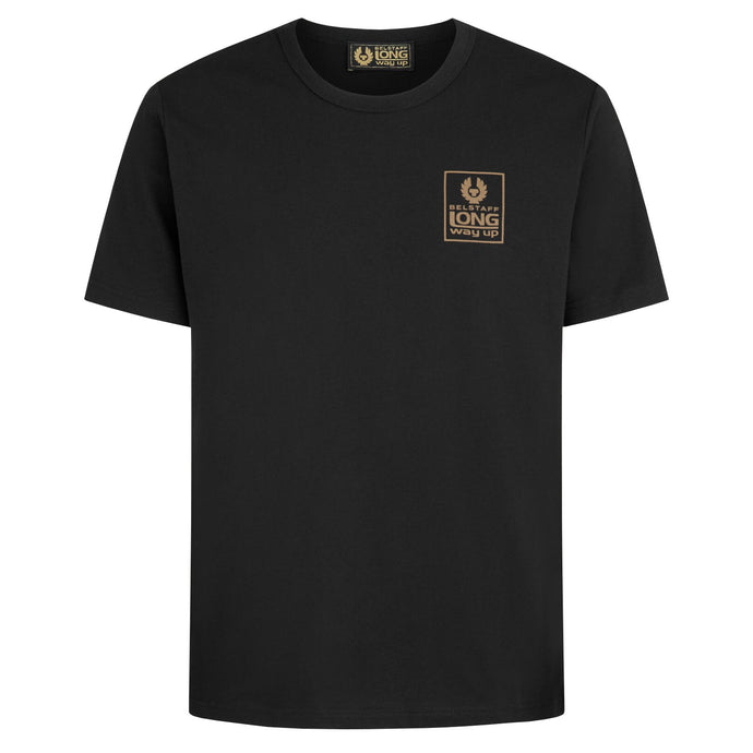 LWU Small Logo T-Shirt Black