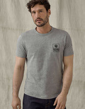 LWU Small Logo T-Shirt Grey Melange