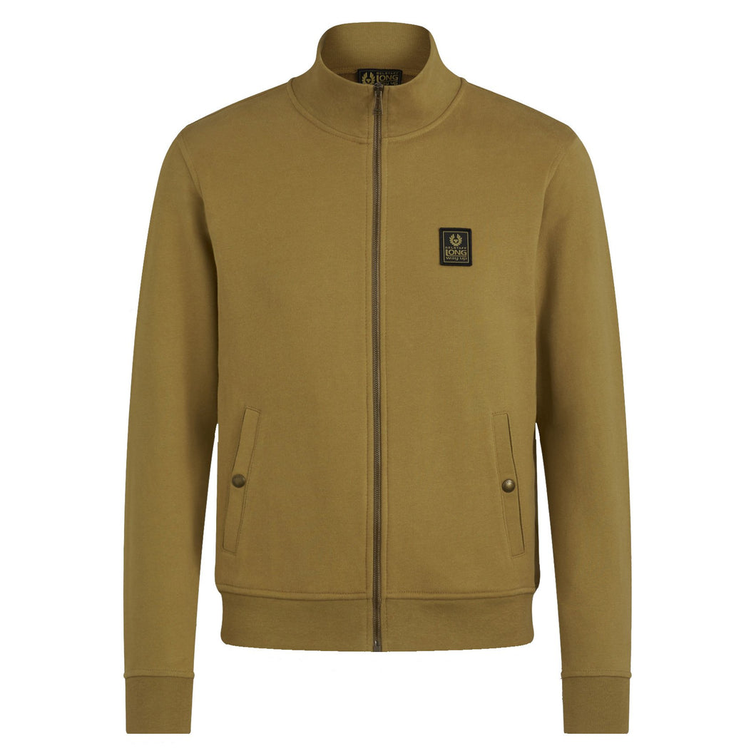 LWU Zip Through Vintage Khaki